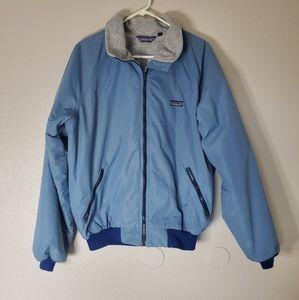 Vintage patagonia blue men's jacket